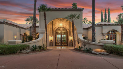 Paradise Valley Single Family Home For Sale: 6271 E Horseshoe Road