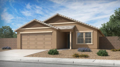 Casa Grande Single Family Home For Sale: 4015 N Pinon Court