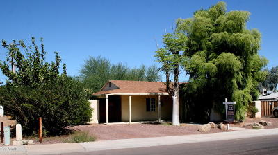 Tempe Single Family Home For Sale: 1836 E Don Carlos Avenue