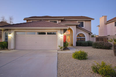 Mesa Single Family Home For Sale: 6022 E Selkirk Circle