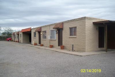 Tucson Multi Family Home For Sale: 2950-2964 Geronimo Avenue