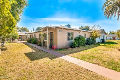 Phoenix Rental For Rent: 2437 E Clarendon Avenue #2
