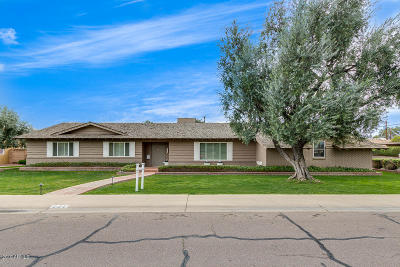 Tempe Single Family Home For Sale: 221 E Loma Vista Drive