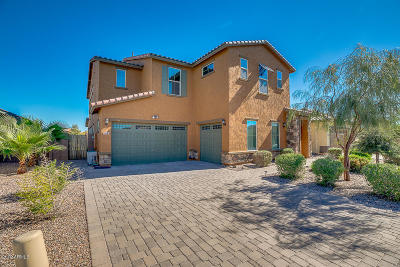 Chandler Single Family Home For Sale: 5133 S Adobe Drive