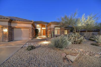 Scottsdale Mountain Single Family Home For Sale: 12117 N 137th Way