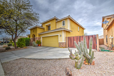 Queen Creek Single Family Home For Sale: 1936 W Quick Draw Way
