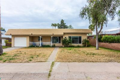 Phoenix Single Family Home For Sale: 1837 W Virginia Avenue