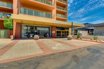 Phoenix  Apartment For Sale: 4750 N Central Avenue #3H
