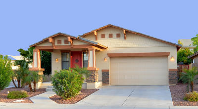 Chandler Single Family Home For Sale: 1475 W Homestead Court