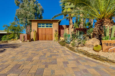 Carefree AZ Single Family Home For Sale: $725,000