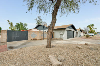 Glendale Single Family Home For Sale: 5744 W Greenbriar Drive