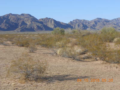 Salome AZ Residential Lots & Land For Sale: $99,000