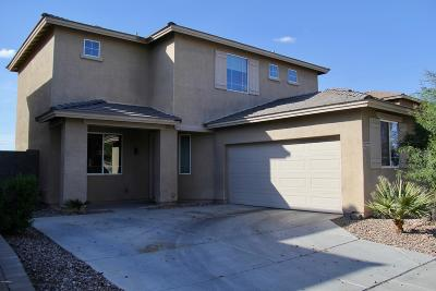 Phoenix Single Family Home For Sale: 7416 S 27th Place