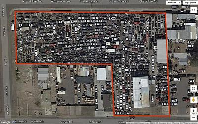 Phoenix Commercial For Sale: 28 W Elwood Street