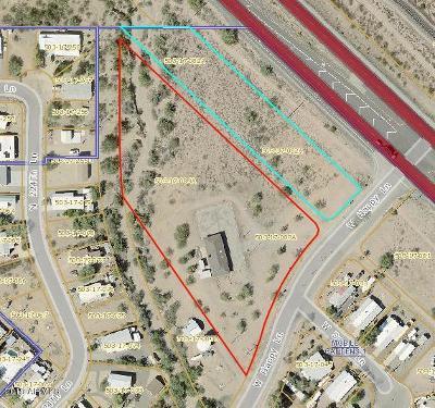 Wittmann Residential Lots & Land For Sale: 33602 W Happy Lane