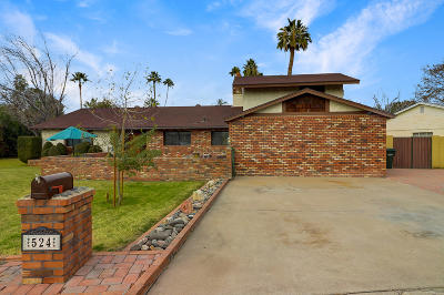 Phoenix Single Family Home For Sale: 524 W Harmont Drive