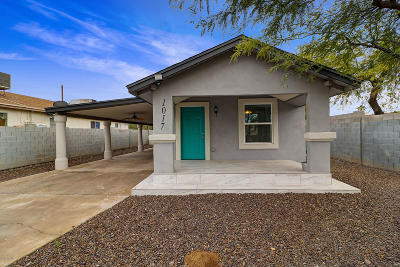 Phoenix Single Family Home For Sale: 1017 E Old Southern Avenue