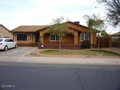 El Mirage Single Family Home For Sale: 14317 N 5th Avenue