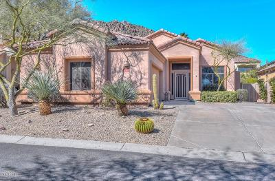 Scottsdale Single Family Home For Sale: 11550 E Bronco Trail
