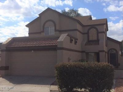 Phoenix Rental For Rent: 19230 N 4th Place