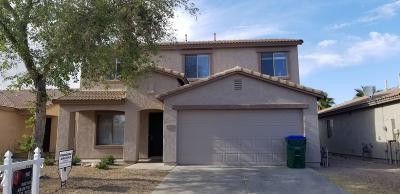 Maricopa Rental For Rent: 43782 W Sagebrush Trail