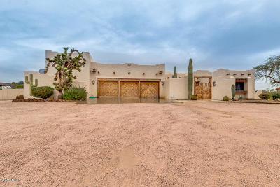 Apache Junction Single Family Home For Sale: 1245 N Mountain View Road
