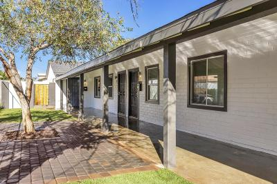 Phoenix Multi Family Home For Sale: 722 Turney Avenue