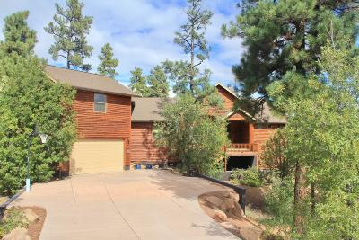Lakeside Single Family Home For Sale: 6019 Rim Road