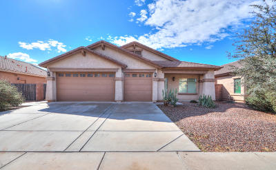 Maricopa Single Family Home For Sale: 44307 W Adobe Circle