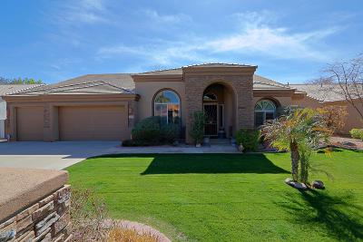 Scottsdale Single Family Home For Sale: 9443 E Larkspur Drive