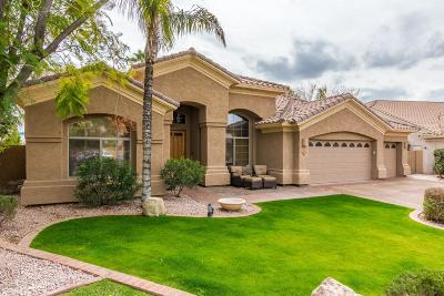 Scottsdale Single Family Home For Sale: 5533 E Ludlow Drive