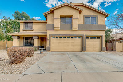 Chandler Single Family Home For Sale: 5433 S Bell Drive