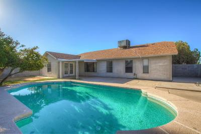 Phoenix Single Family Home For Sale: 3539 W Joan De Arc Avenue