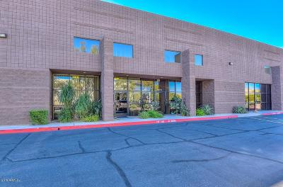 Scottsdale Commercial Lease For Lease: 15979 N 76th Street #2