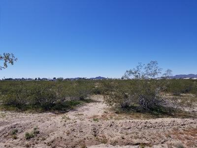 Salome Residential Lots & Land For Sale: 39836 Hickory Way
