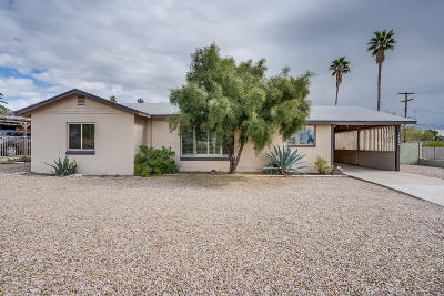Phoenix Single Family Home For Sale: 9603 N 7th Avenue