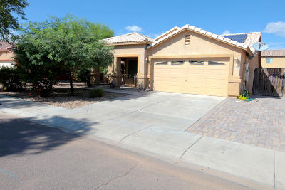 Tolleson Single Family Home For Sale: 9326 W Kingman Street