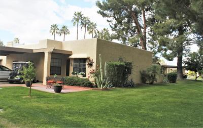 Chandler, Gilbert, Mesa, Queen Creek, San Tan Valley, Sun Lakes, Gold Canyon, Maricopa Patio For Sale: 7736 E Desert Flower Avenue
