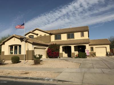 Queen Creek Single Family Home For Sale: 20261 S 198th Street