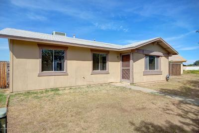 Glendale Single Family Home For Sale: 14037 N 49th Avenue