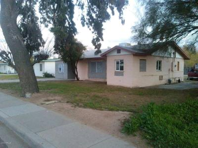 Buckeye Single Family Home For Auction: 1009 E Eason Avenue