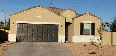 Buckeye Single Family Home For Sale: 25620 W Desert Drive