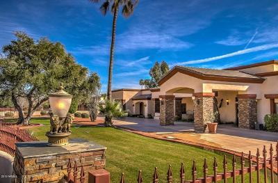 Scottsdale Single Family Home For Sale: 6325 E Alta Hacienda Drive