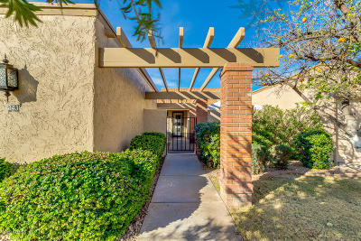 Mesa Condo/Townhouse For Sale: 343 Leisure World