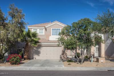 Goodyear Rental For Rent: 13634 W Desert Flower Drive