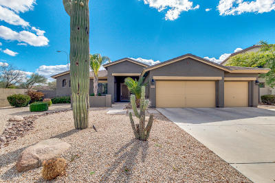 Chandler Single Family Home For Sale: 2349 E Kaibab Place