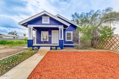 Single Family Home For Sale: 1337 W Fillmore Street