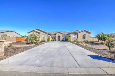 Queen Creek Single Family Home For Sale: 19105 S 199th Place