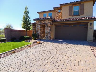 Gilbert Single Family Home For Sale: 2596 E Hickory Street