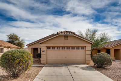 Buckeye Single Family Home For Sale: 22617 W Tonto Street